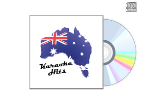 Aussie Delta Goodrem / Slim Dusty - CD+G - Capital Karaoke