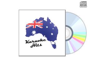 Aussie 60's Rock N Rollers - CD+G - Capital Karaoke