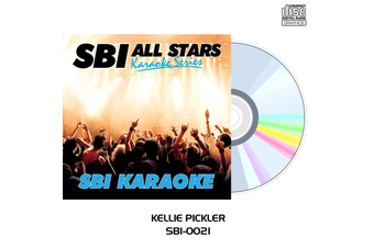 Kellie Pickler - CD+G - SBI Karaoke All Stars
