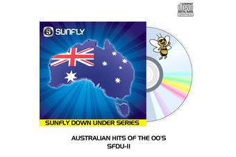Australian Hits Of The 00's - Sunfly Karaoke - CD+G