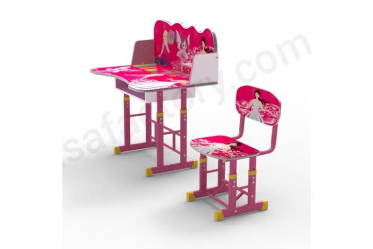 Kids Desk Chair Study, Girls Desk And Chair