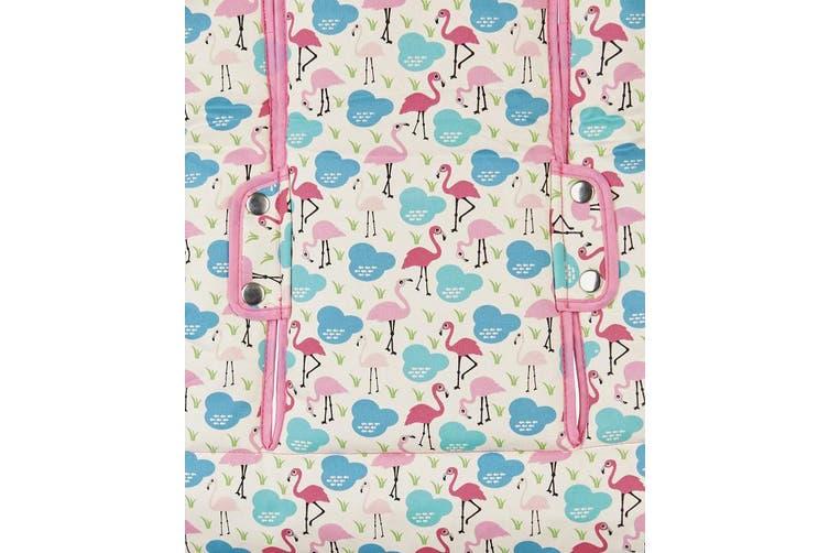 Keep Me Cosy® Pram Liner + Footmuff 2 in 1 Set (Infant) - Flamingo