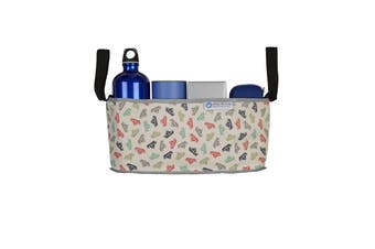 Keep Me Cosy® Pram & Stroller Organiser - Paper Boat