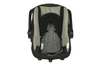 Keep Me Cosy® Baby Pram Liner Set + Head Support & Harness Covers - Ink Spot