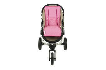 Keep Me Cosy® Universal Pram Liner - Pink Spot