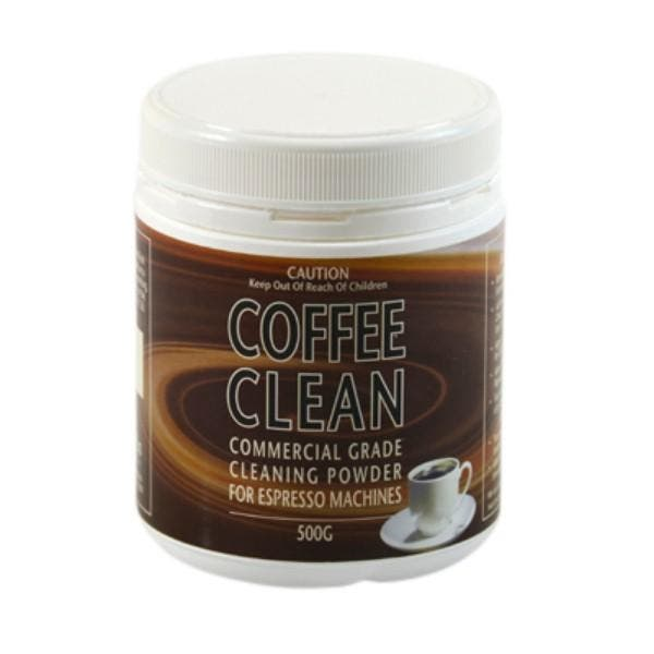 Coffee Machine Cleaner Chemicals - 1KG - 1KG –  Coffee Machine Cleaner Chemicals Ingredients List: SODIUM CARBONATE 30-60%, SODIUM METASILICATE 1-10%, SODIUM TRIPOLYPHOSPHATE 10-30%, SODIUM PERCARBONATE 10-30%, NON HAZARDOUS INGREDIENTS Remainder Material: Coffee Machine Cleaner Please check the Pack Size under the Specifications section below.