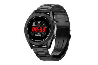 Multi Watch Face Wristband Heart Rate Monitor Music Control Smart Watch