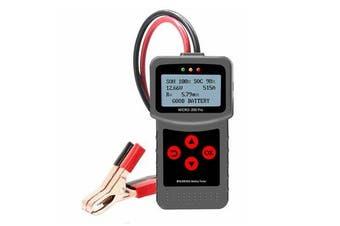 Micro-200 Pro 12V Car Motorcycle Battery Tester SAE CCA JIS Digital Battery Analyzer Micro-200Pro