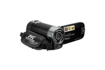 16MP 1080P HD Digital Video Camcorder DV Camera with 2.7 Inch LCD Screen BLACK