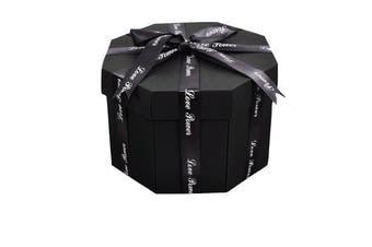Surprise Explosion Love Box Mystery Box for Birthday Valentine Wedding Party Photo Album