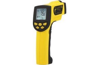 HP-1300 -50-1300\u2103 IR Laser Thermometer Temperature Gun