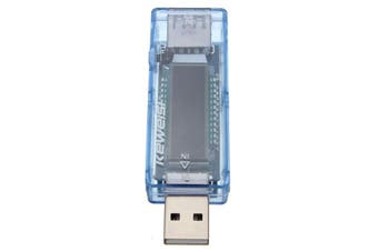 USB Charger Power Battery Capacity Tester Voltage Current Meter