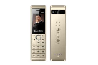 D9000 2.6'' 10000mAh Power Bank Flashlight Dual SIM Long Standby Retro Military Feature Phone 02 COLOR