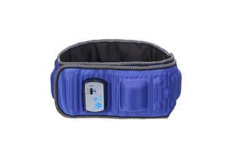 Electric Massager Waist Leg Arm Belt Massager Vibration Slimming Fitness Massager Exercise Tools