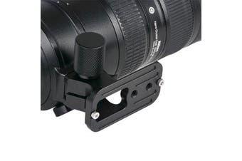 Camera Lens Quick Release Plate Base for Nikon 70-200mm F2.8 VR VRII Lens 83XL