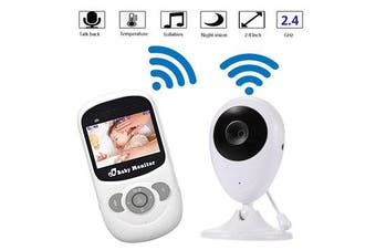 Wireless IP Camera 2.4 inch Monitor 960P WiFi Security Cam Security Home Baby Monitors
