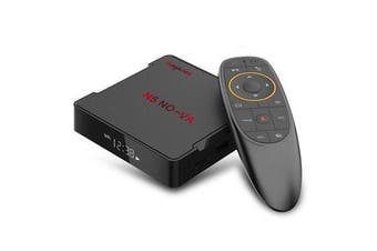 N5 NOVA RK3318 4GB RAM 32GB ROM 5G WIFI bluetooth 4.0 Android 9.0 4K TV Box Support Voice Control