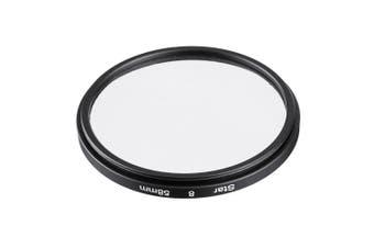 Star 8X Universal Lens Filter for Canon for Nikon DSLR Camera 77mm