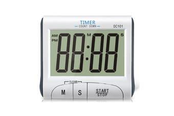 Timer Kitchen Timer Large Screen Electronic Timer Kitchen Reminder