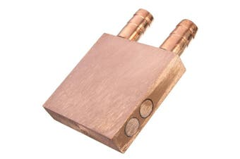 Water Cooling Copper Block for Graphics GPU Endothermic Head /CPU