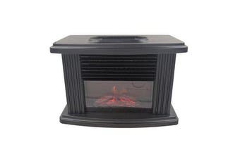 Mini Fireplace Heater Instant Heating Household Electric Air Heater 1000W with Overheating and Power-off Protection