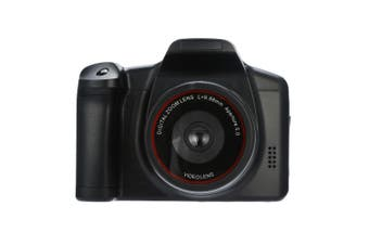 16MP 1080P 16X Zoom 2.4 Inch TFT Screen Anti-shake Digital Camera with Built-in Microphone