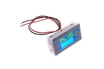 10-100V Universal LCD Car Acid Lead Lithium Battery Capacity Indicator Digital Voltmeter Voltage Tester Monitor Meter