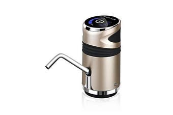 Portable Intelligence USB Touch Switch Electric Water Pump Auto Bottled Water Dispenser Drinking Bottle GOLD COLOR