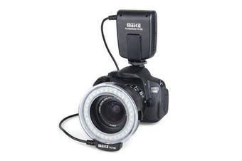 FC-100 Manual LED Macro Ring Flash Video Light for Canon for Nikon Digital DSLR Camera
