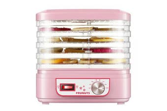 Food Dryer Vegetable Dehydrator Meat Fruit Small Household Dehydration Air Dryer