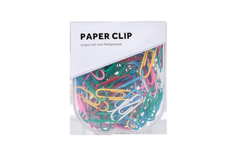 JJ-YD0019 150 Pcs/Set Of 29mm Colorful Paper Clips Binder Clips Notes Classified Clips Children'S Student Stationery School Office Supplies