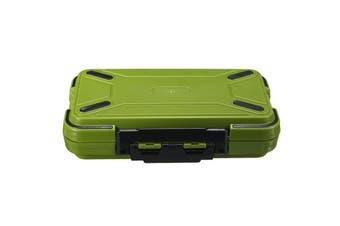 Waterproof Fishing Tackle Storage Boxes Green Orange