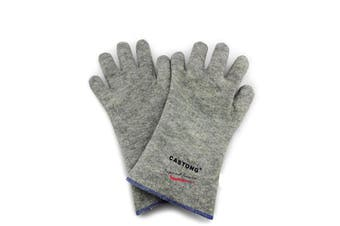 200 Degree Industrial Heating Gloves High Temperature Fire Gloves Fireproof Working Gloves