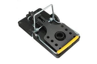2Pcs Rat Trap Mousetrap Catching Heavy Duty Snap Mouse E Trap-Easy Set/Bait/Pest Catcher