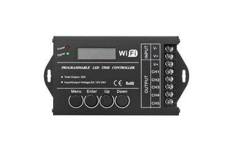 Programmable LED Time WIFI Controller TC421 DC12V-24V Common Anode LED Work Light Controller