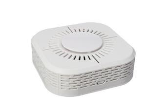 Wireless Smoke Detector Fire Alarm Sensor Home Security System Cordless