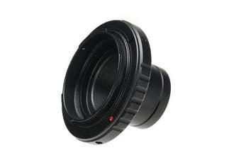 Telescope Camera Lens Adapter Metal Bracket 1.25inch T-Ring for Nikon Mount