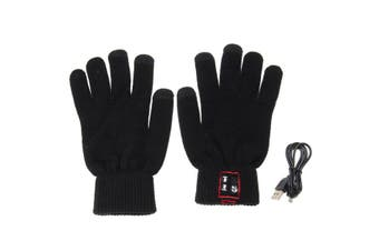Elastic Wool Touch Screen Gloves With bluetooth Function Outdoor Motorcycle Bike Electric Scooter
