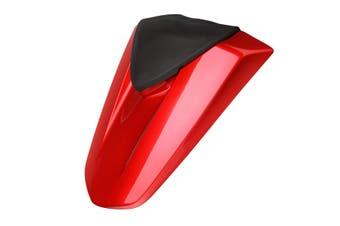 Motorcycle ABS Rear Pillion Seat Cowl Fairing Cover For Honda CBR500R CBR 500R 2013-2015 RED COLOR