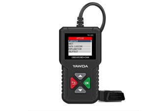 Car Diagnostic Tool Scanner Battery Tester