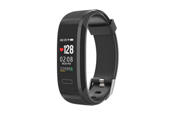 0.96inch Color Screen Heart Rate Monitor Fitness Tracker bluetooth Smart Wristband