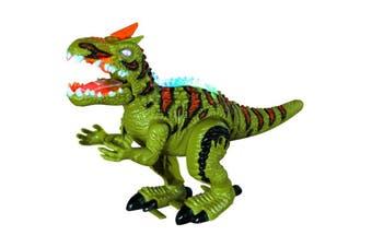 Electric Tyrannosaurus T-Rex Dinosaur Music Action Figure Toys