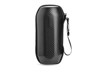 For Logitech UE BOOM3 Outdoor Wireless Bluetooth Speaker Carbon Fiber Protective Bag Storage Box