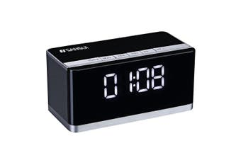 DY 27 HiFi Portable Bluetooth Speaker with Mic & Handsfree, Support Clock Alarm / AUX