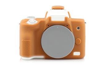 Silicone Armor Skin Case Body Cover Protector for Canon EOS M50 Body Digital Camera