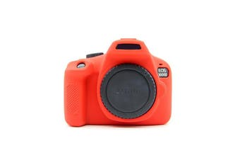 Soft Silicone Protective Case for Canon EOS 3000D / 4000D