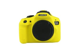 Soft Silicone Protective Case for Canon EOS 1300D / 1500D
