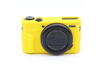 Soft Silicone Protective Case for Canon EOS G7 X Mark II