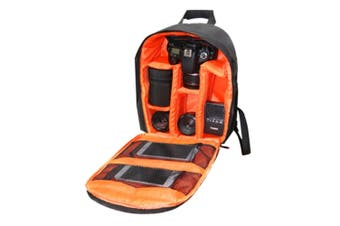 Portable Outdoor Sports Backpack Camera Bag for GoPro, SJCAM, Nikon, Canon, Xiaomi Xiaoyi YI