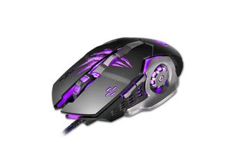 High Precision Gaming Mouse LED light Gaming Mouse for Computer PC Laptop